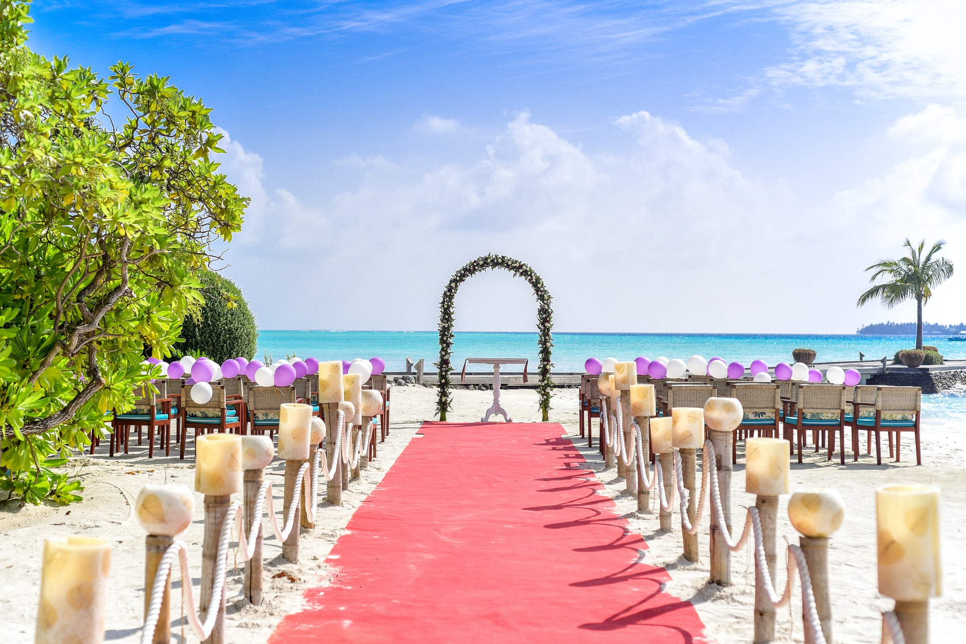 hotel wedding packages